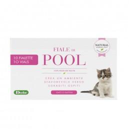 Fiale di pool per gatti - fiale che creano un effetto barriera contro parassiti e insetti