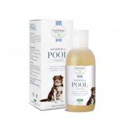 Shampoo di Pool - shampoo per cani che crea un effetto barriera contro parassiti e insetti