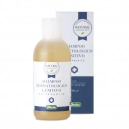 Shampoo lenitivo antiprurito per cani Natural Derma Pet