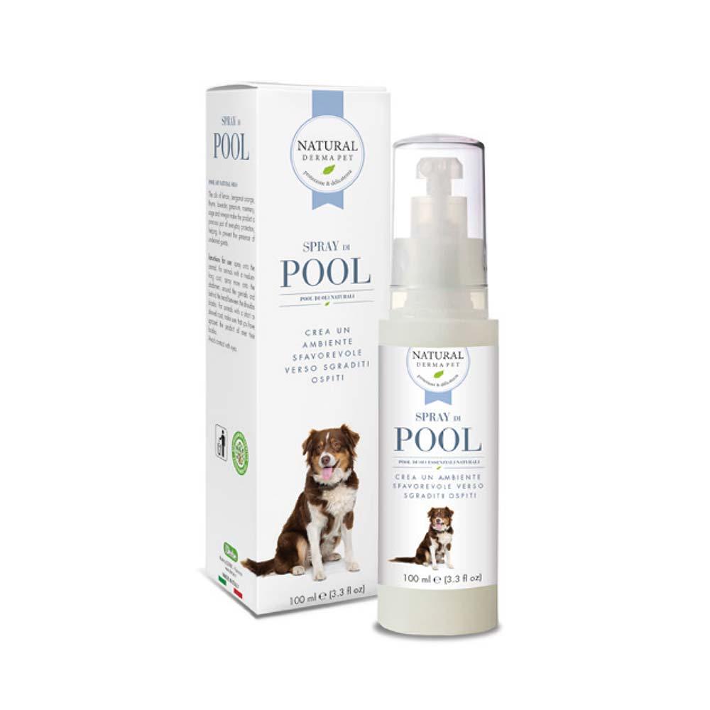 Spray di Pool per cani - effetto barriera contro parassiti ed insetti