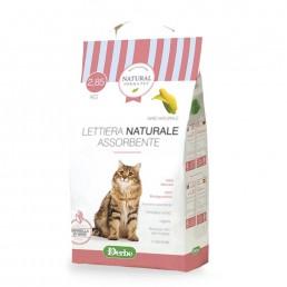 Lettiera naturale assorbente al mais naturale - Natural Derma Pet