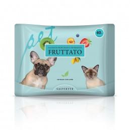 Salvietta per cani e gatti alla frutta - Natural Derma Pet