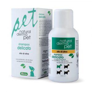 Shampoo per lavaggi frequenti per cani - Natural Derma Pet