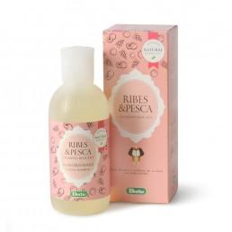 Shampoo alla frutta per cani e gatti - Ribes e pesca - Natural Derma Pet
