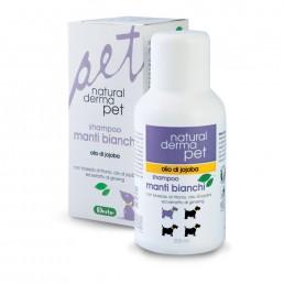 Shampoo per cani con pelo chiaro - Natural Derma Pet