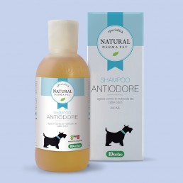 Shampoo anti odore per cani - Natural Derma Pet
