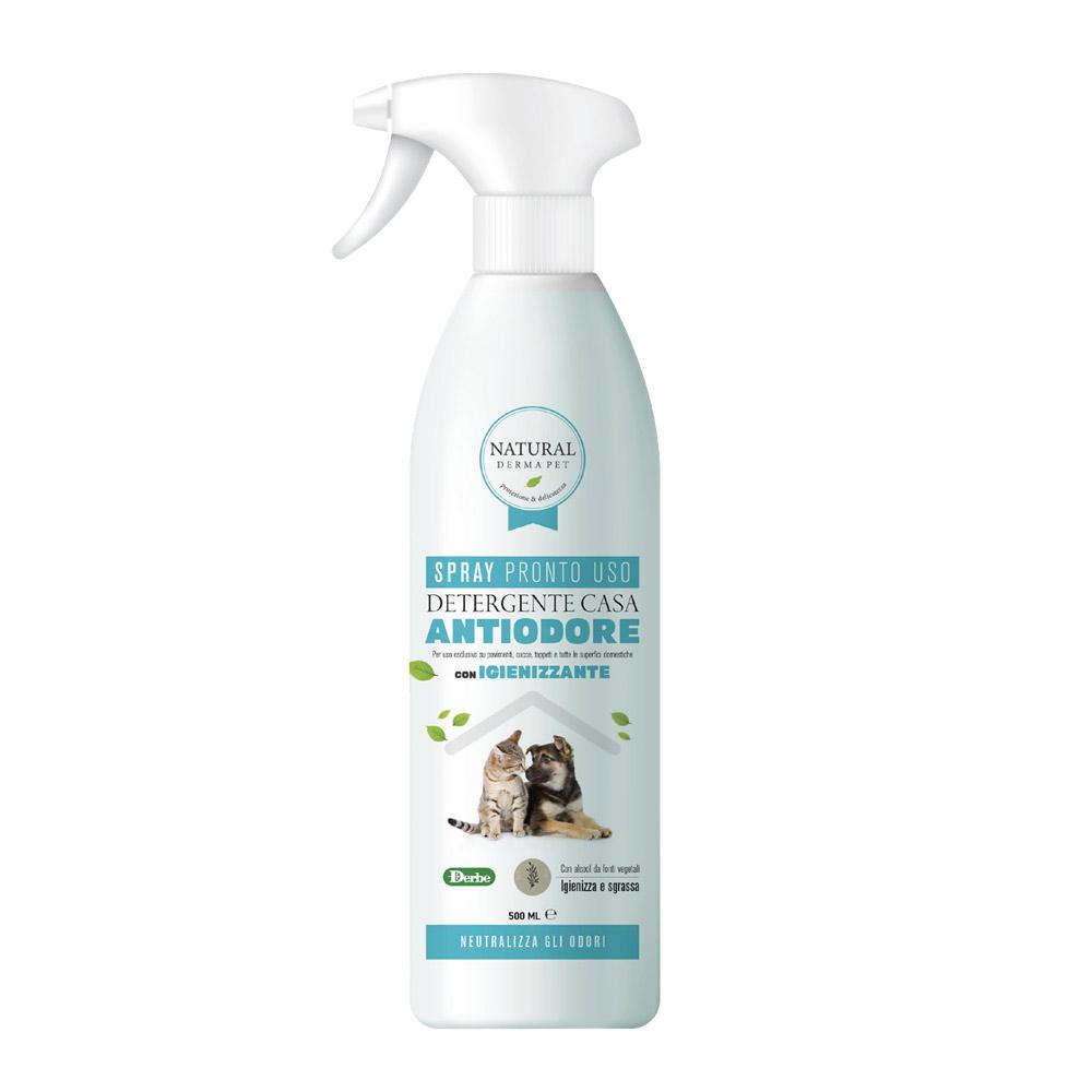 Detergente casa spray antiodore